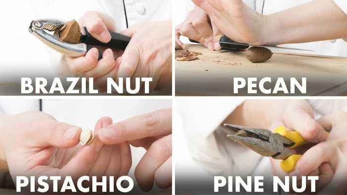 How To Crack Every Nut