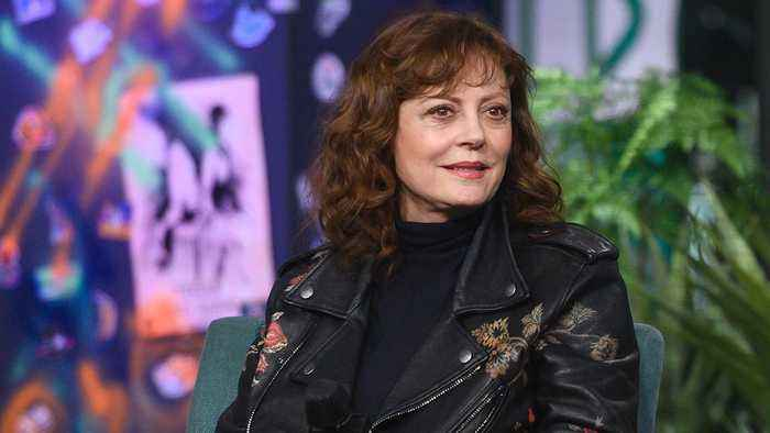 Susan Sarandon's Kids Are Scarred By Her Movies