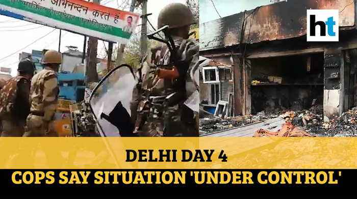 Delhi violence | Day 4: Death toll crosses 25; cops say 100 arrested so far