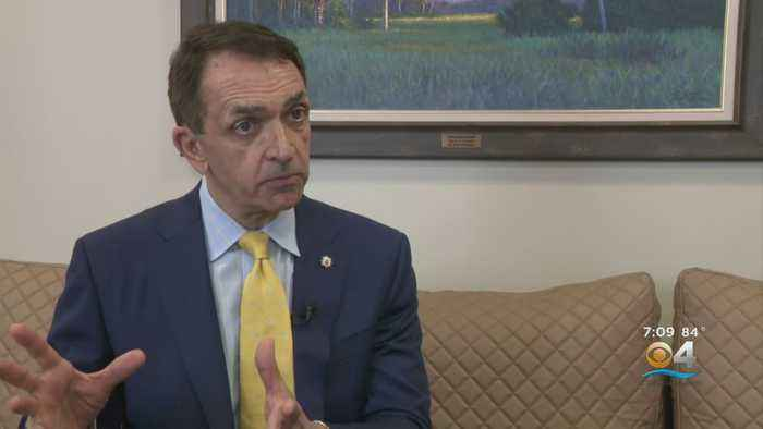 Mayor Dean Trantalis Explains 'No' Vote On Bond Measure To Upgrade Sewer, Water Projects In Fort Lauderdale