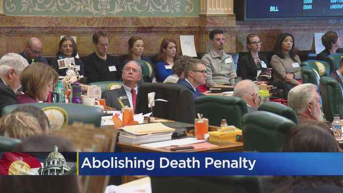 Death Penalty Repeal Bill Approved In Colorado