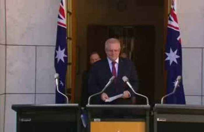 Australian PM says world headed for 'pandemic,' puts emergency response plan in place