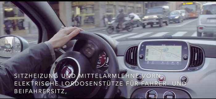 Entdecken Sie die Funktionen des neuen Fiat Mild Hybrid