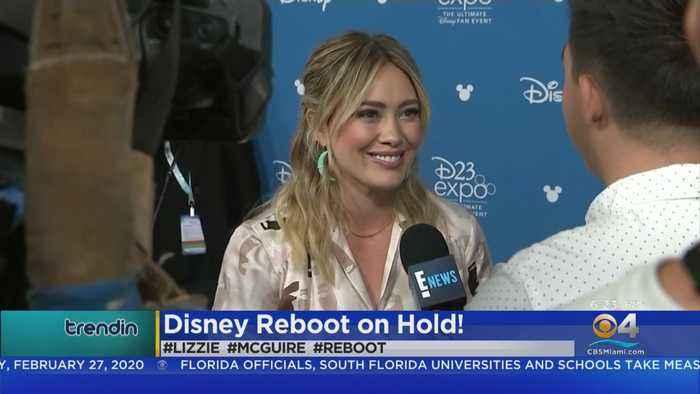 Trending: Lizzie McGuire Reboot