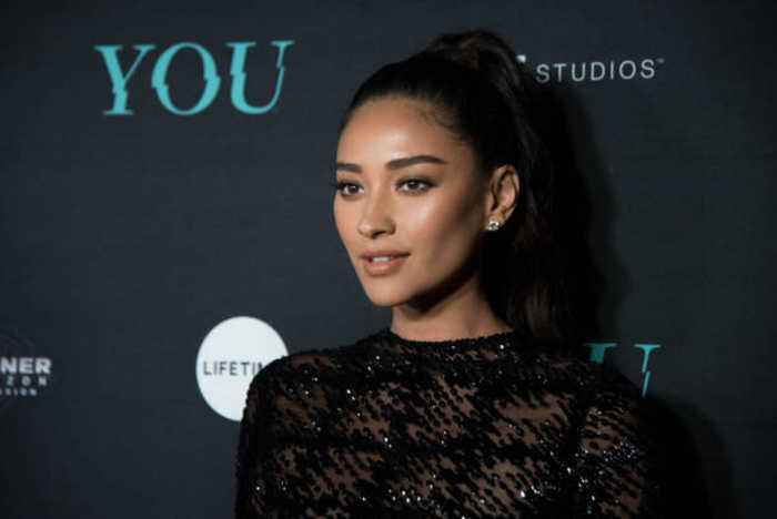Shay Mitchell talks life as a new mom: 'I'm still figuring it out'