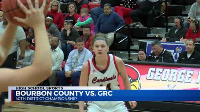 One team crowned district champs, two more punch tickets to district title game