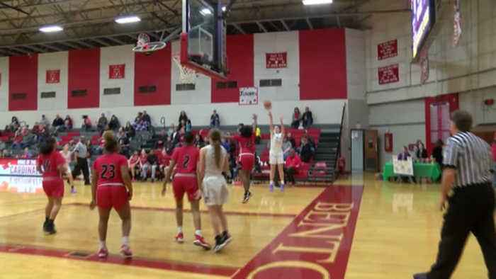 Benton tops Raytown South on Senior Night