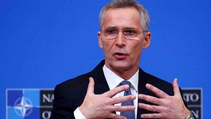NATO urges Russia, Turkey to halt Idlib attacks