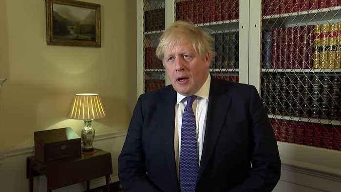 Boris Johnson: Coronavirus is 'top priority'
