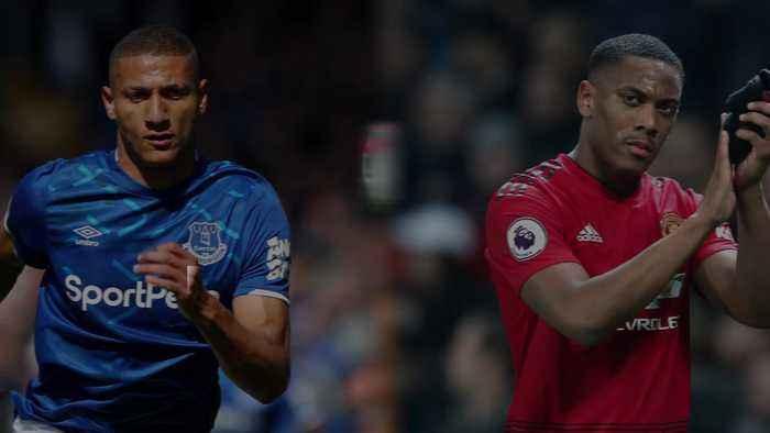 Premier League Match Preview: Everton v Man United