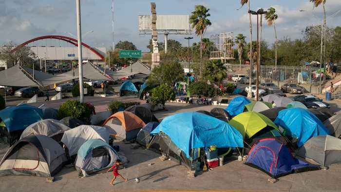 Asylum Officers Cheer Injunction On 'Remain In Mexico' Policy