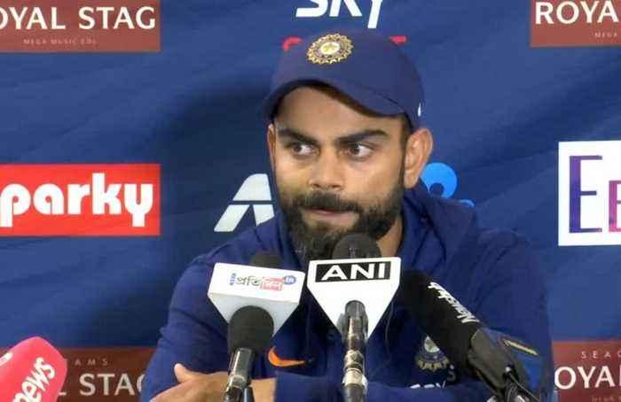 India were below-par, Kohli says after drubbing by New Zealand