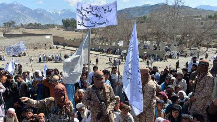 Blast hits football ground in eastern Afghanistan