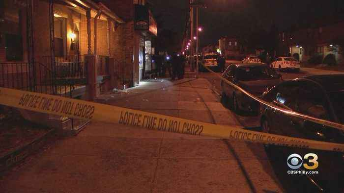2 Injured In Double Shooting At West Philadelphia Corner Store