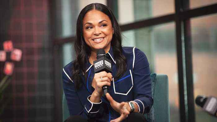 It Was Meant To Be: 'Moulin Rouge!' Musical Star Karen Olivo Had A Poster Of The Movie In Her House