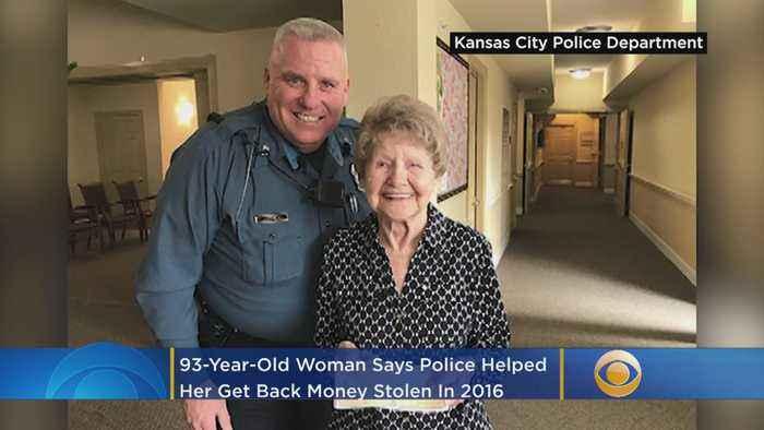 'I'm Rich!': 93-Year-Old Woman Reimbursed $5,700 For Savings Bond Stolen 4 Years Ago