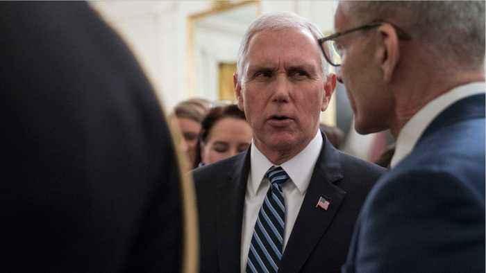 Vice President Announces CDC Broadening Coronavirus Testing