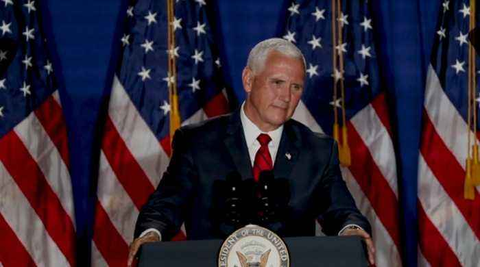 Student at Florida Military Academy Quarantined for Coronavirus After Mike Pence Visit