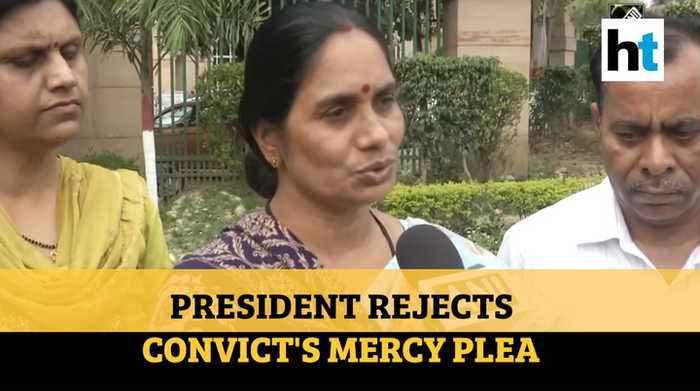 Delhi gangrape victim's mother thanks President for rejecting convict's mercy plea