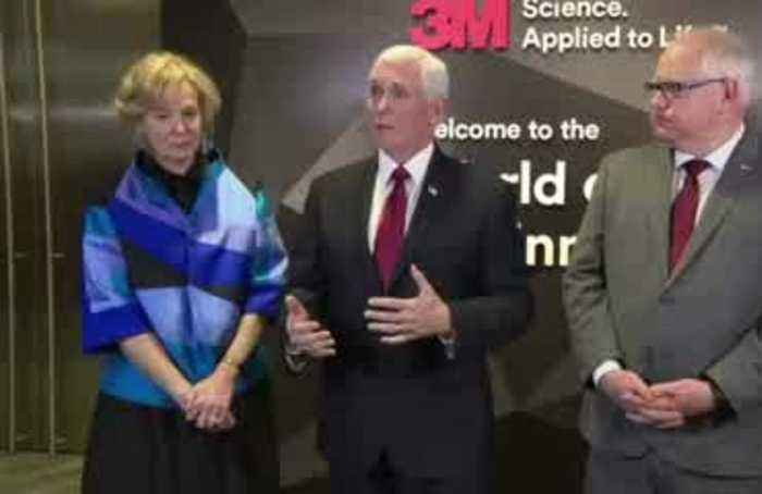 Not enough tests to meet anticipated demand: Pence