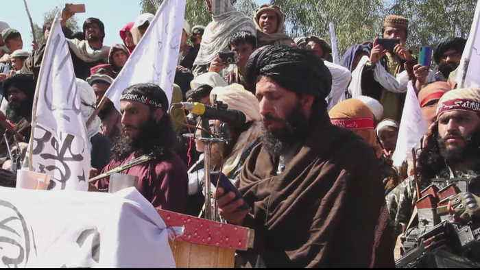 Afghanistan-Taliban talks at risk as unrest continues