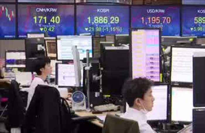 Stocks tank again as Trump puts EU in quarantine