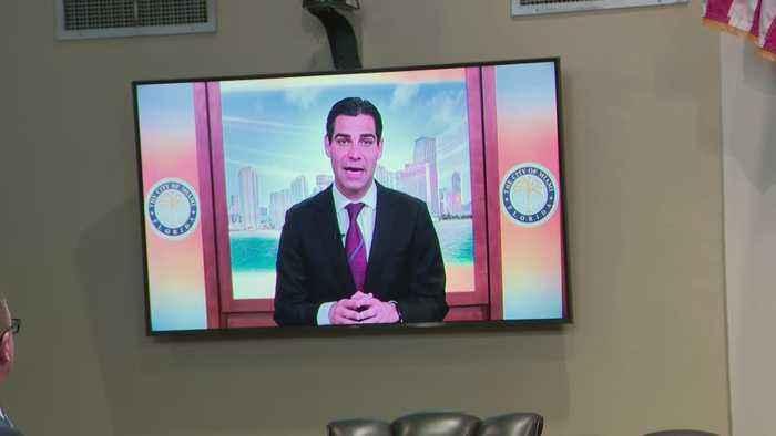 Miami Mayor Francis Suarez Says He Is Self-Isolating