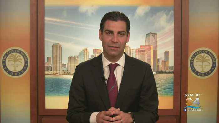 South Florida Leaders In Isolation Following Exposure To Coronavirus