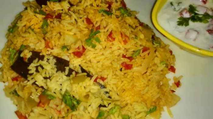 How to Prepare Tomato Rice టొమాటో - One News Page VIDEO