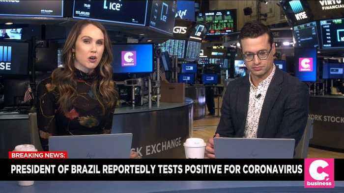 Breaking News: President of Brazil Reportedly Tests Positive For Coronavirus