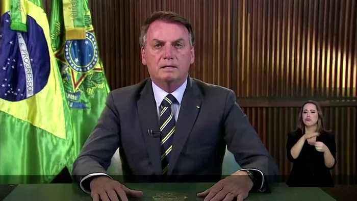 Bolsonaro tests negative for coronavirus