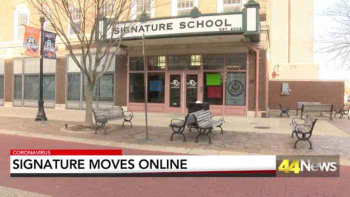 Signature School Joins Local Schools Districts in Closure