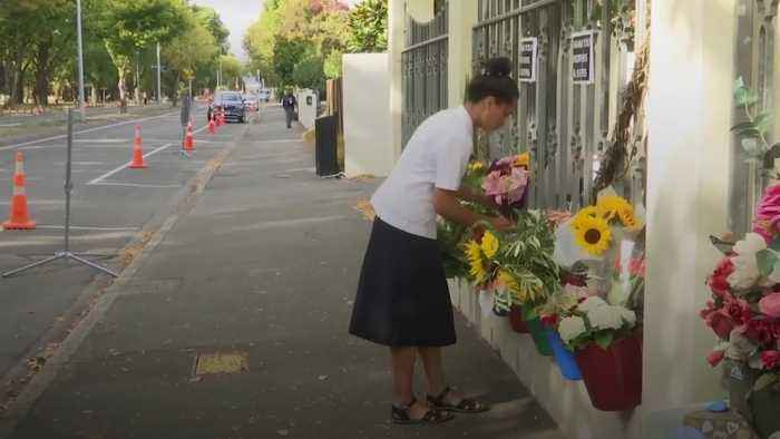 New Zealand marks anniversary of mosques shooting