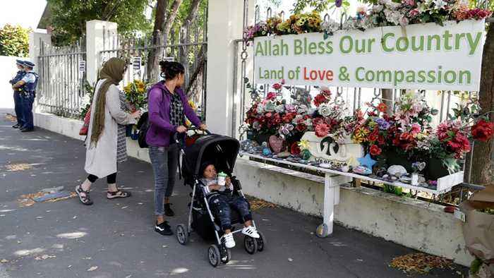 New Zealand marks one year since mosque massacre