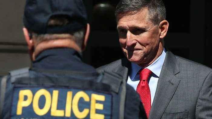 As Coronavirus Upends America, Trump Mulls Pardoning Michael Flynn
