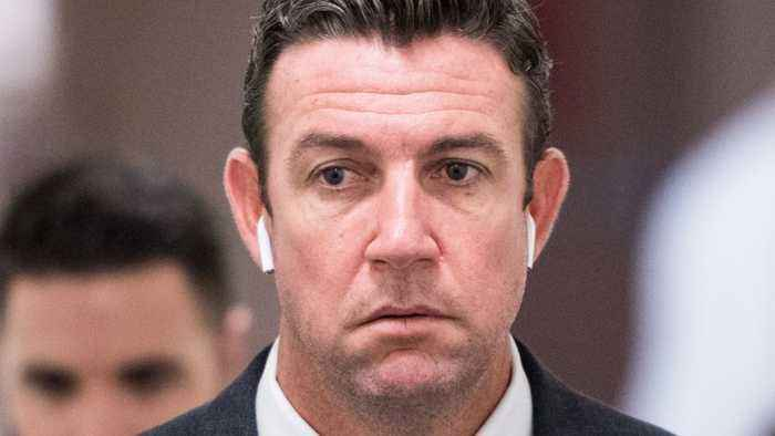 Ex-California Rep Duncan Hunter Is Going Down