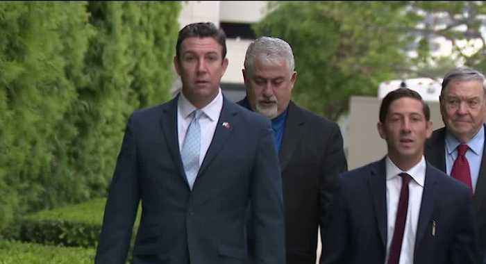 California Rep. Duncan Hunter Gets 11 Months in Prison for Misuse of Campaign Funds