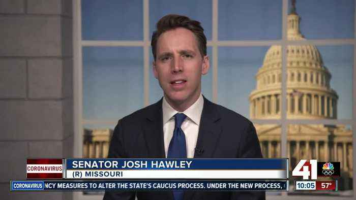 Hawley introduces Emergency Family Relief Act