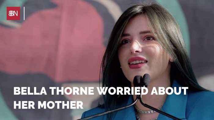 Bella Thorne Is Concerned