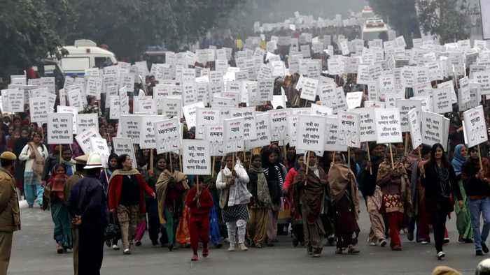 India executes four men for brutal 2012 Delhi bus rape