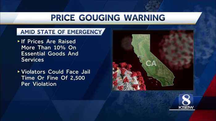 Central Coast DA's investigating price-gouging, seek tips
