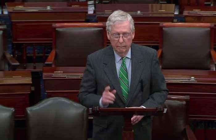 Senate introduces new emergency coronavirus legislation