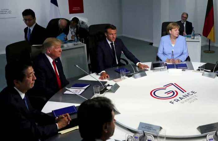 Trump cancels in-person G7 summit at Camp David