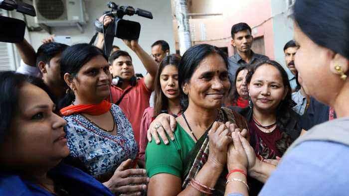 India hangs four men over 2012 Delhi bus gang rape and murder