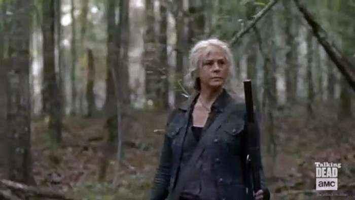 THE WALKING DEAD 10x14 Clip - Carol Meets Alpha