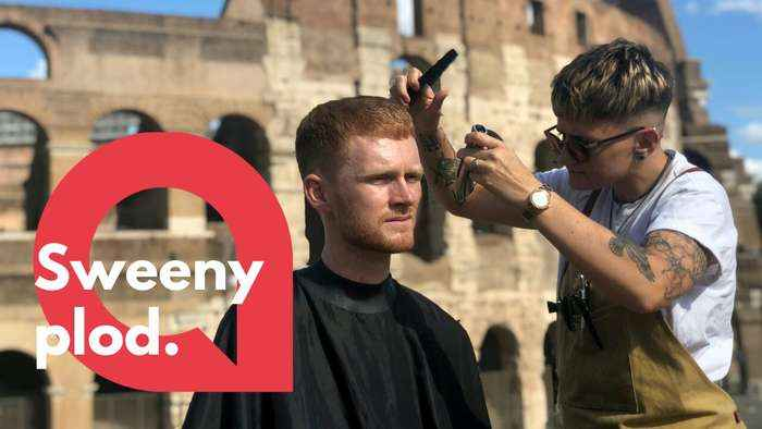Meet the world's most travelled barber who has trimmed hair around the globe