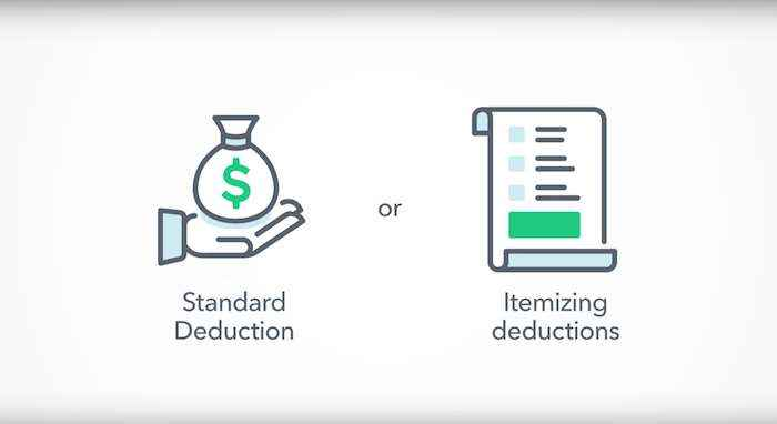 Standard Tax Deduction and Itemized Tax Deductions - What's the Difference?