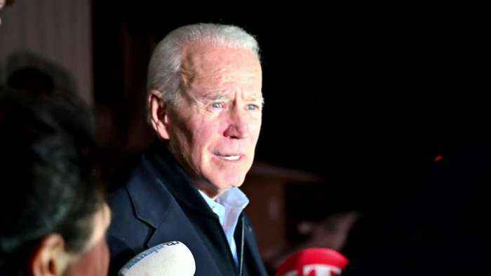 Biden Closes The Gap With Young People