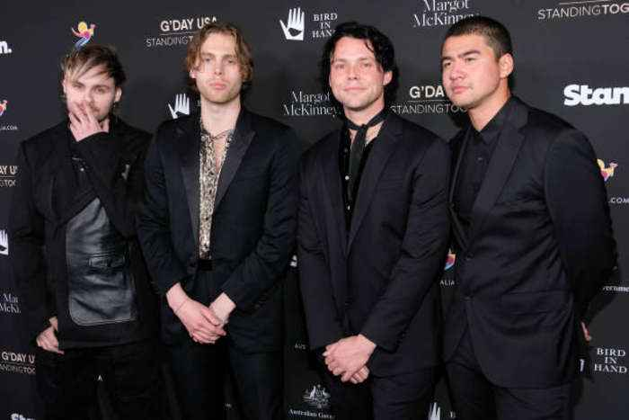 5 Seconds of Summer inspired by industrial music on new album 'CALM'