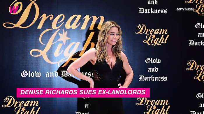 Denise Richards Sues Ex-Landlords, Claims Private Info Leaked